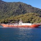 En dos años aplicarán tarifas diferenciadas para las barcazas entre caletas La Arena y Puelche