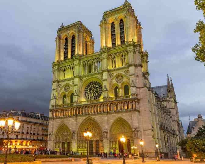 Catedral de Notre Dame / Créditos: tiqets .com