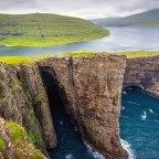 """Dinamarca """"cierra"""" acceso a turistas a sus bellas Islas Feroe por una magnífica razón"""