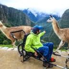 Machu Picchu se abre a la accesibilidad universal