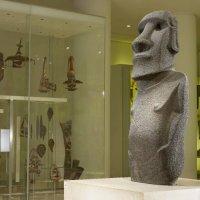 ¿Qué pasó finalmente con el Moai Hoa Hakananai'a?